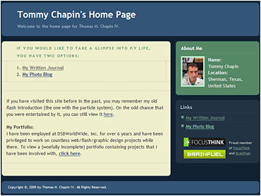 Tommy Chapin
